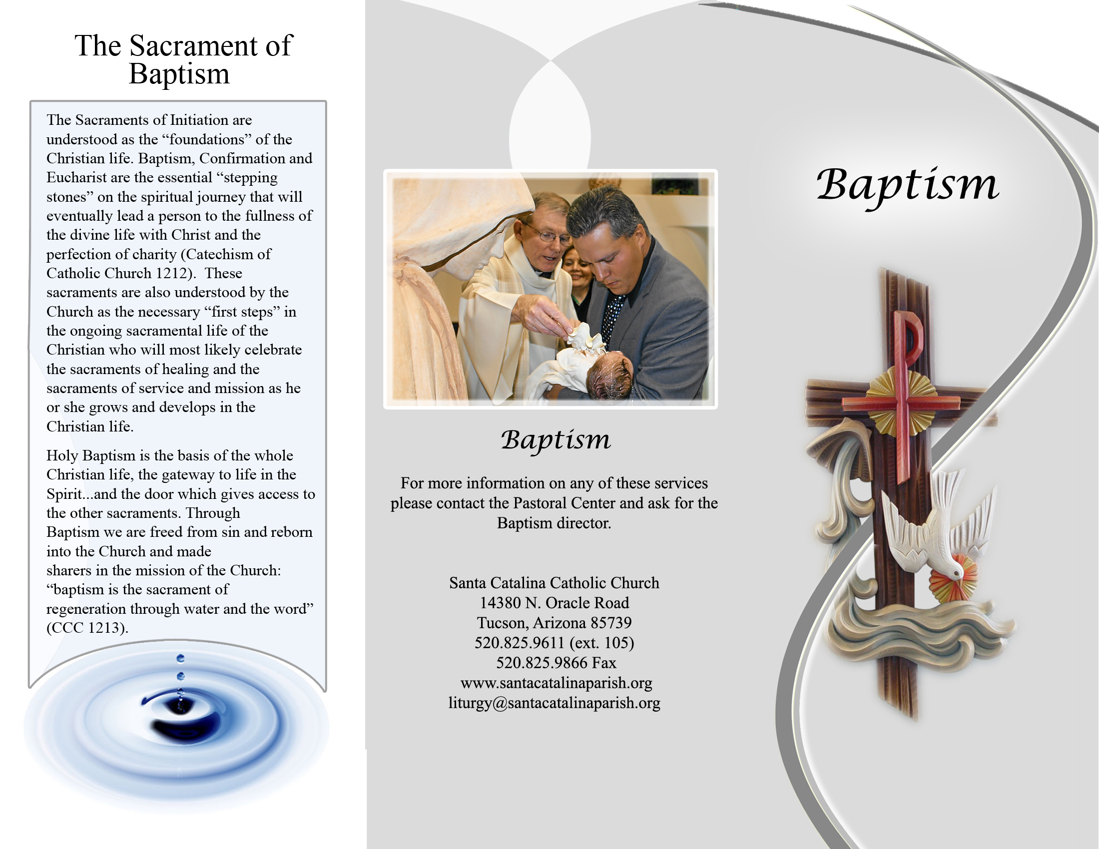 features of baptism essay